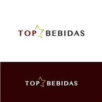 Top Bebidas, Logo e Cartao de Visita, Alimentos & Bebidas