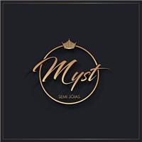 Myst Semi Joias, Logo e Cartao de Visita, Roupas, Jóias & acessórios