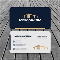 MM Amorim Imóveis - ME, Papelaria (6 itens), Imóveis
