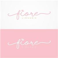 Fiore, Logo, Roupas, Jóias & acessórios