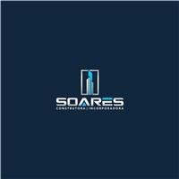 Soares Construtora e Incorporadora, Logo e Cartao de Visita, Construção & Engenharia
