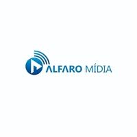 Alfaro Mídia, Logo e Cartao de Visita, Marketing & Comunicação