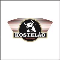 Churrascaria Kostelão, Logo e Cartao de Visita, Alimentos & Bebidas