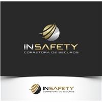 IN SAFETY SEGUROS, Logo, Segurança & Vigilância