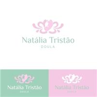 Natália Tristão, Logo e Cartao de Visita, Saúde & Nutrição