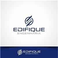 Edifique Engenharia, Logo, Construção & Engenharia
