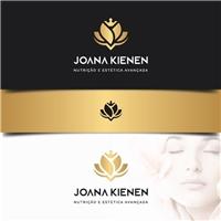 Joana Kienen, Logo e Cartao de Visita, Saúde & Nutrição