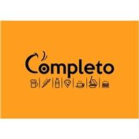 Completo, Logo, Alimentos & Bebidas