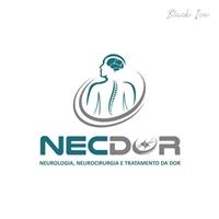 NECDOR, Logo e Cartao de Visita, Saúde & Nutrição