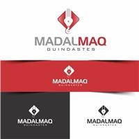 Madalmaq Guindastes, Logo e Cartao de Visita, Outros