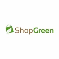 Shop Green, Logo e Cartao de Visita, Saúde & Nutrição