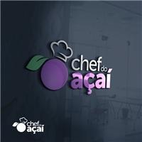 Chef do Açaí, Logo, Alimentos & Bebidas