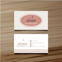 AHAUS casa e decoração, Papelaria (6 itens), Decoração & Mobília