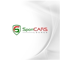 SportCarsLounge, Logo e Cartao de Visita, Automotivo