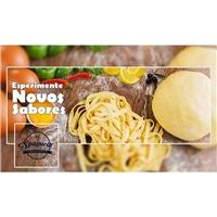 Spaguetti & Cia, Manual da Marca, Alimentos & Bebidas