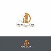 Benatti Lofy Incorporações, Logo, Construção & Engenharia