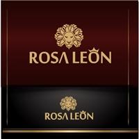 Rosa León / fabricante de roupas masculinas premium, Logo e Cartao de Visita, Roupas, Jóias & acessórios