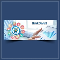 worksocial, Modernizar Logo, Marketing & Comunicação