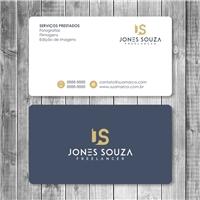 Jones Souza - Freelancer, Papelaria (6 itens), Fotografia