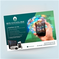 ANUNCIO JORNAL BRAINHOUSE, Kit Evento Web, Tecnologia & Ciencias