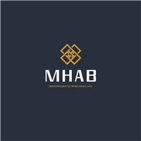 MHAB Empreendimentos Imobiliários Ltda, Logo, Construção & Engenharia