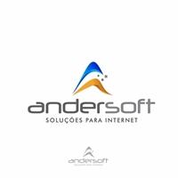 Andersoft Soluções para Internet, Logo e Cartao de Visita, Computador & Internet