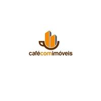 Café com Imóveis, Logo e Cartao de Visita, Imóveis