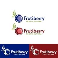 Frutiberry, Logo e Cartao de Visita, Alimentos & Bebidas
