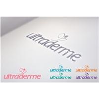 ULTRADERME, Logo e Cartao de Visita, Beleza