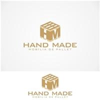 Hand Made, Logo, Decoração & Mobília