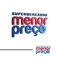 Menor Preço - Supermercados, Logo e Cartao de Visita, Alimentos & Bebidas