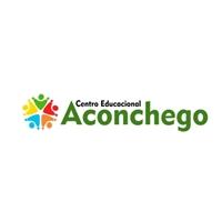 CENTRO EDUCACIONAL ACONCHEGO, Logo e Cartao de Visita, Educação & Cursos
