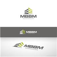 MBBM INCORPORAÇÕES, Logo e Cartao de Visita, Construção & Engenharia