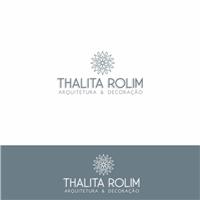 Thalita Rolim Arquitetura & Decoração, Logo, Arquitetura
