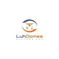 Luh Gomes Eletronicos, Logo e Cartao de Visita, Outros