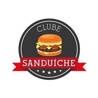 Clube Sanduíche, Logo e Cartao de Visita, Alimentos & Bebidas
