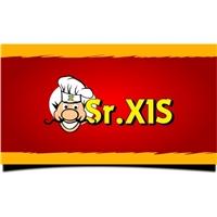Sr. Xis  (autêntico), Logo e Cartao de Visita, Alimentos & Bebidas