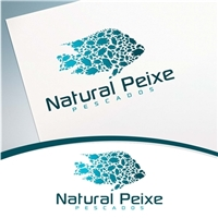 Natural Peixe, Logo, Alimentos & Bebidas