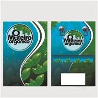 ADESIVAÇÃO DE GELADEIRA - O Mateiro orgânico, Layout para Website, Alimentos & Bebidas