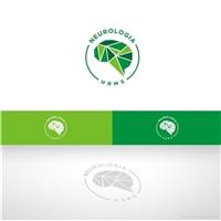 Serviço de Neurologia - HRMS, Logo e Cartao de Visita, Saúde & Nutrição