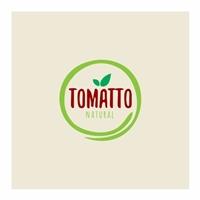 produto-tomatto natural(molho de tomate), Logo, Alimentos & Bebidas