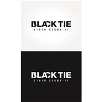 Black Tie, Logo e Cartao de Visita, Tecnologia & Ciencias