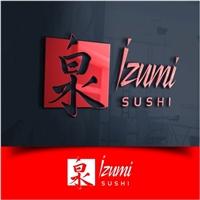 IZUMI SUSHI, Logo, Alimentos & Bebidas