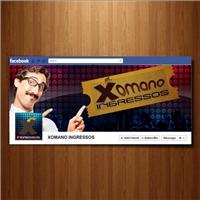 XOMANO INGRESSOS, Modernizar Logo, Marketing & Comunicação