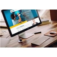CompraS/A (www.comprasa.com.br), Logo em 3D, Computador & Internet