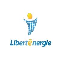 Liberténergie, Logo e Cartao de Visita, Metal & Energia