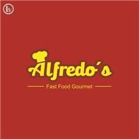 Alfredo´s Gourmet , Logo e Cartao de Visita, Alimentos & Bebidas