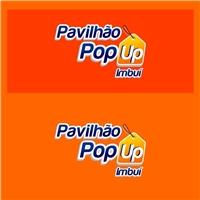 Pop Up Imbuí, Logo, Planejamento de Eventos