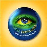 Brasil Criatividade, Logo, Marketing & Comunicação