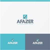 AFAZER, Logo e Cartao de Visita, Imóveis
